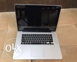 MacBook Pro, i5, 4gb, 15.4 inch