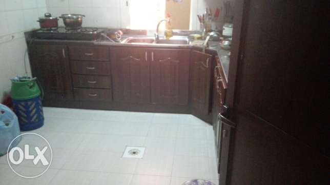 3bhk uf flat in ain Khalid for family near al maha
