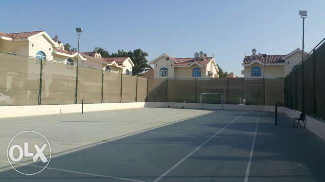 4 BHK VILLA available at al waab, in compound