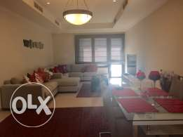 comfortable apart, 1BR furnished, Sea view! Pearl