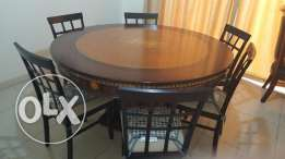 URGENT SALE!! Sofa Set, Table & Chairs, Cot & Mattress