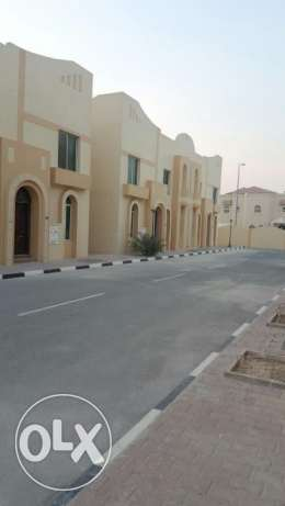 60 Villa in one compound for rent in AinKhalid at 16000 QAR