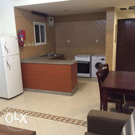 AVAILABLE --- 1 bhk FF flat Doha Jadeed