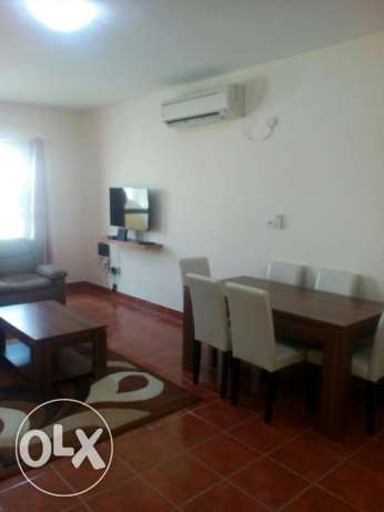 Fully furnished 2 bhk rent in old airport near shoperite