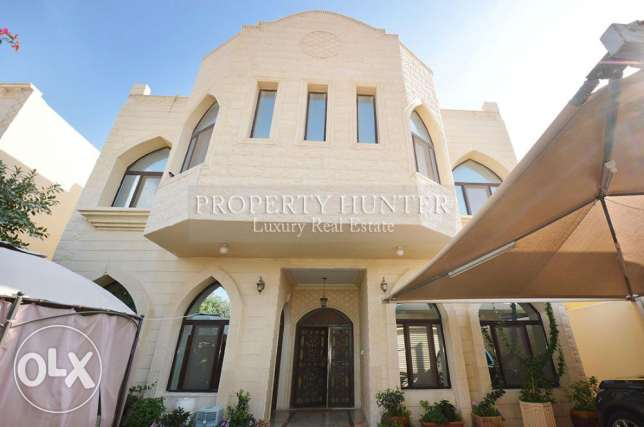 Furnished Villa in with 7 Bedrooms in Al Duhail