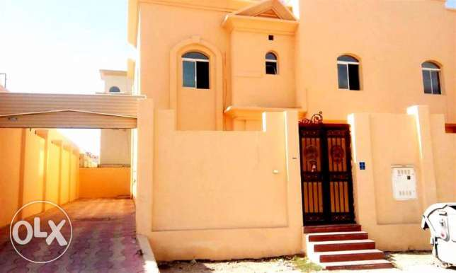 for bachelors,6bed + out house stand alone villa at Umm salal ali
