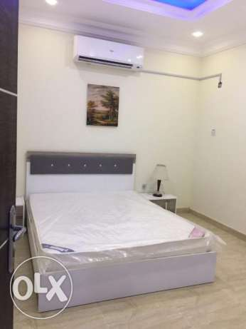 Fully/Furnished 1-Bedroom Flat At Muaither ONLY Qar -4750