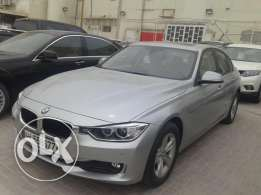 Brand New BMW - 320i-2014 - 2.0 CC