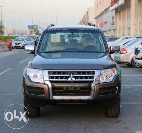 pajero - model 2016 - 3.5 cc - DOHA DEALER