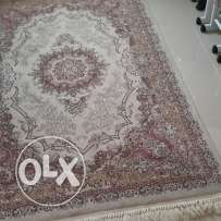 Carpet in excellent condition