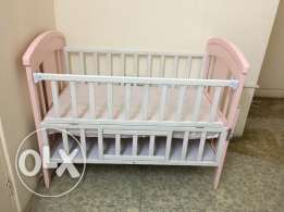 Infant / Child Bed - Pink color