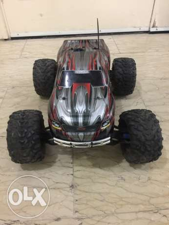traxxas RC Car nitro