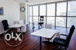FG BUSINESS CENTER - Palm Tower West Bay - 45th floor