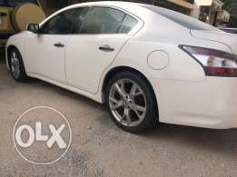 Nissan Maxima 2012 perfect condition