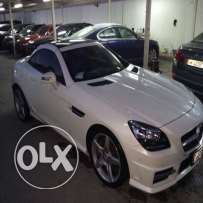 Mercedes SLK 200 in excellent condition