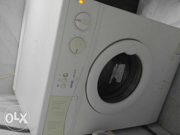 Washing machine ..electric oven