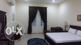 Fully Furnished 1 BHK Premium Villa Apartments Near Qatar University