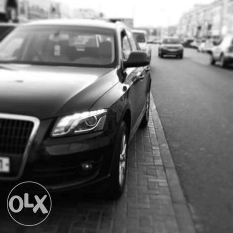 Audi Q5 for sale with installment CBQ Bank