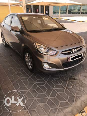 Hyundai Accent 1.6 Full option