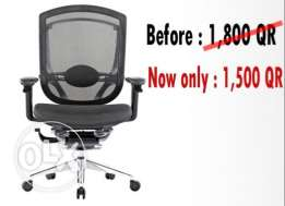Brand New Office Chair - 1 Cambridge Trading