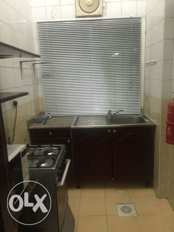 fully furnished 1 bedroom flat in Almuntazha