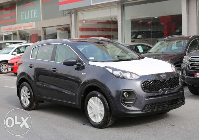 Kia Sportage Sunroof -2017- Dark Grey