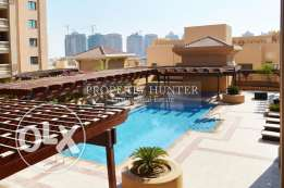 Studio semi furnished with pool view in an elegant location
