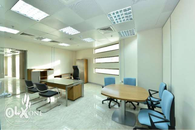 Ready for business, New Furnished Office Along D-ring Road