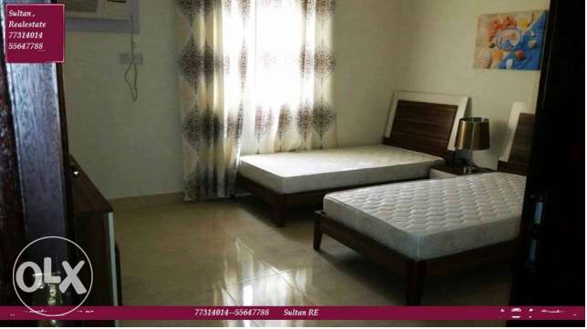 2 &3 Bedrooms apartment fully Furnished in old airport