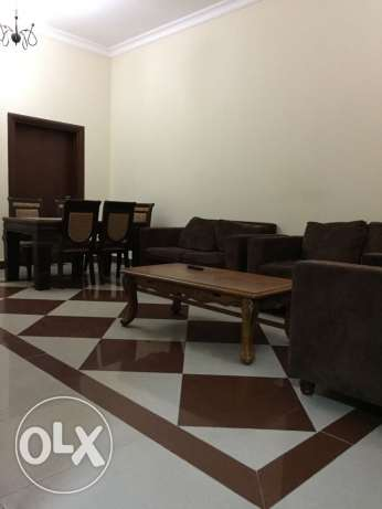 UNFURNISHED 3B/R flat in al sadd
