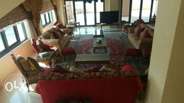 Duplex Pant house with 4 bedroom in pear porto Arabia