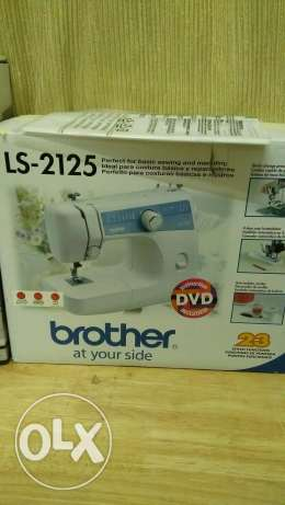 Brothers sewing machine