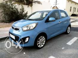 KIA Picanto 2012 model Full Option-Urgent Sale