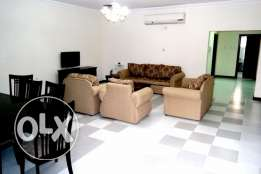 (no commission) fully furnished 3 bhk compound villa in old airport