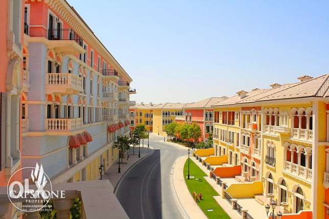 Splendid 3BR at The Pearl Qanat Quartier الؤلؤة -قطر -  4