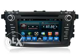 Suzuki Alto 2015 Car DVD GPS Navigator Bluetooth Touch Screen Radio FM