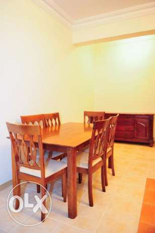 Fully-Furnished 1-Bedrooom Flat in [Bin Mahmoud] فريج بن محمود -  4
