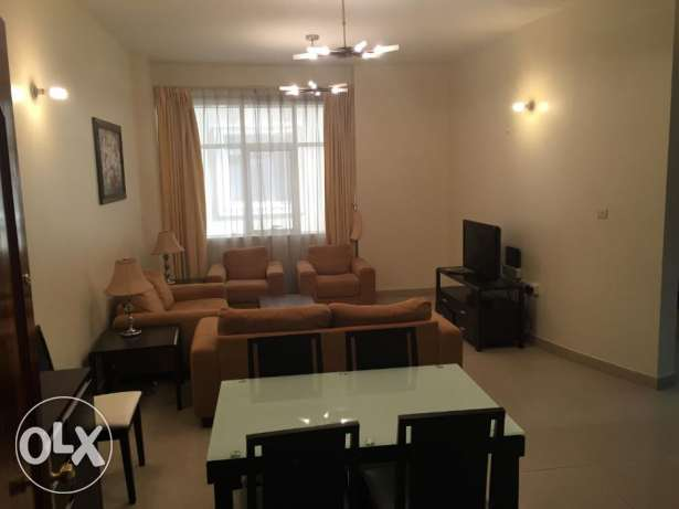 Luxurious Fully furnished 2BHK apartment available in Bin Mahmoud