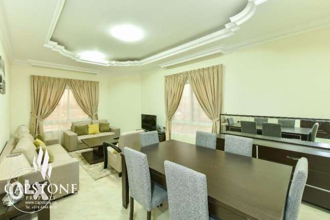 Stunningly Designed 2BR Apartment in Al Sadd