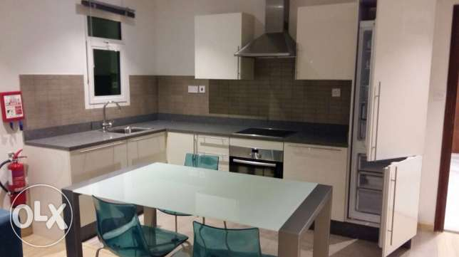 fully furnished flat 1 bhk in al gharrafa