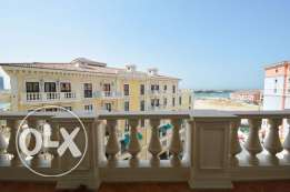 Sea View 1 bed apartment