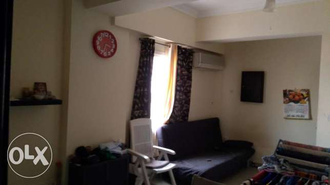 2 BHK flat for rent in Doha Jadeed for family only