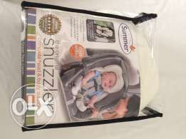 Summer Infant Snuzzler - White
