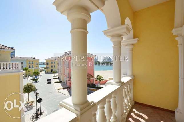 Waterfront Three Bedrooms home in Qanat Quartier الؤلؤة -قطر -  8