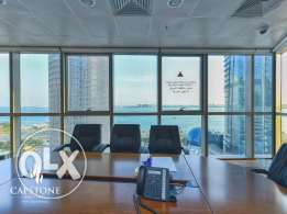 Prime Location: FF Office Space in West Bay
