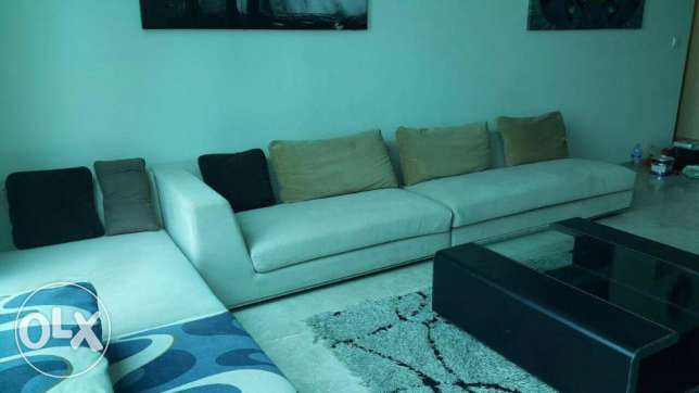 Furnished 2 Bedroom Apartment in Zigzag Tower