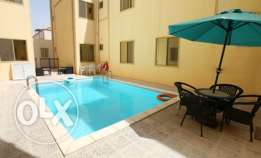 Fully furnished One BR Apartment‏‏ in Doha jadeel‏