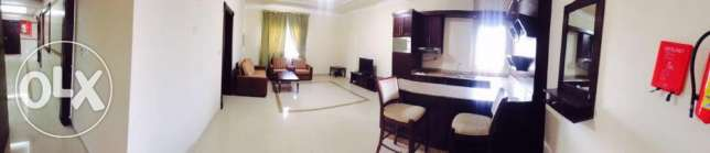 All inclusive 1 bed room ff apartment old alganem