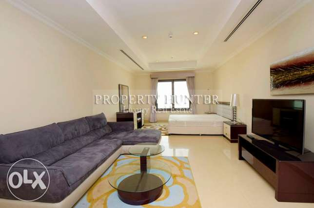 Studio furnished home with amazing view