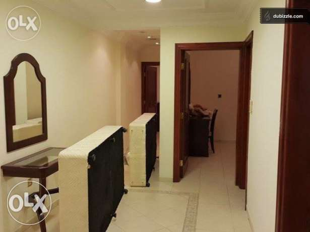FF 3-BR+Office Room Very Big Flat in Bin Mahmoud-Gym فريج بن محمود -  5